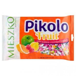 بسته نیم کیلویی آبنبات ترش میوه ای پیکولو