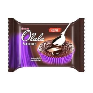 O'lala soufflé cake