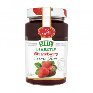 Stute No Sugar Added Strawberry
