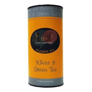 دمنوش گیاهی مارا مدل White And Green Tea