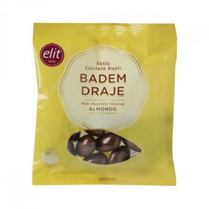 Elit Almond & Milk Chocolate Dragee