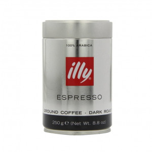 Illy Espresso Dark Coffee