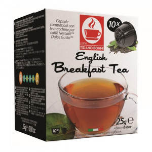 Tiziano Bonini English Breakfast Tea Capsule