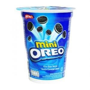Mini Oreo Cup Vanilla