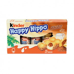 kinder happy hippo