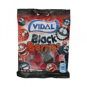 Vidal Blackberry and Raspberry