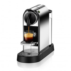 Nespresso CitiZ DeLonghi EN 166.C Espresso Maker