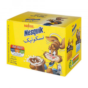 Nesquik Chocolate Powder Sachet