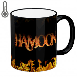 ماگ جادویی طرح هامون