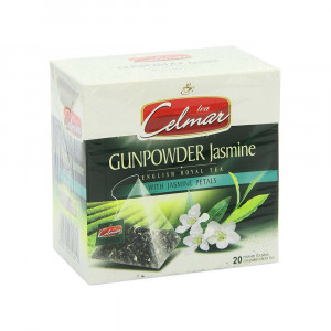 Celmar Gunpowder Jasmine Tea