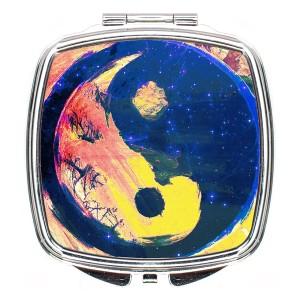 آینه آرایشی لومانا کد M014