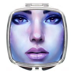 آینه آرایشی لومانا کد M025