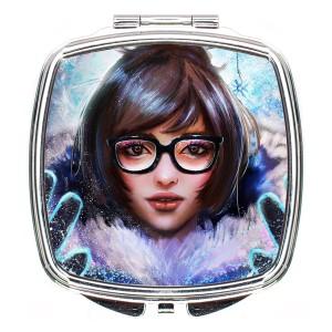 آینه آرایشی لومانا کد M026
