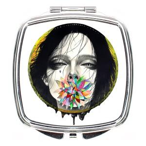 آینه آرایشی لومانا کد M033