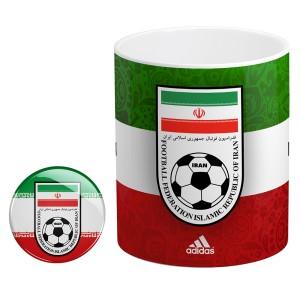 ماگ و پیکسل طرح ایران