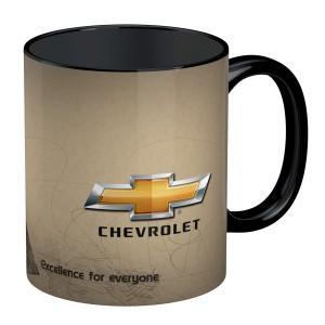 ماگ تو رنگی طرح Chevrolet