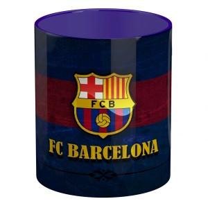 ماگ تو رنگی طرح بارسلونا