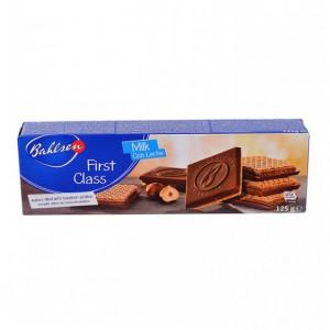 Bahlsen First Class Milk Hazelnut Wafer
