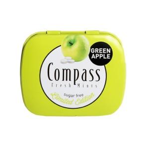 خوشبوکننده دهان سیب سبز کمپاس