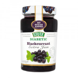 Stute No Sugar Added Blackcurrant