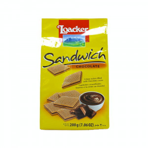 Loacker Chocolate Sandwich