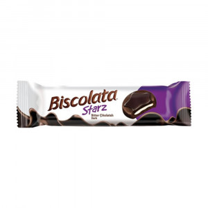 Biscolata Starz Dark Chocolate