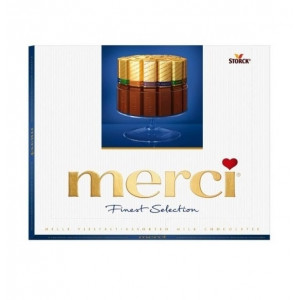 merci milk chocolate