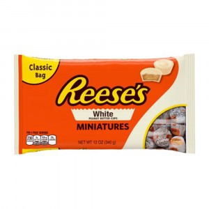 Reeses White Peanut Butter Miniatures