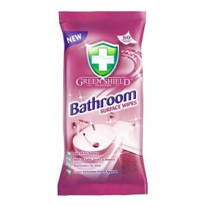 دستمال مرطوب مخصوص حمام گرین شیلد