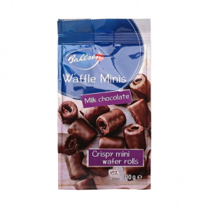 Bahlsen Waffel Minis Milk Chocolate
