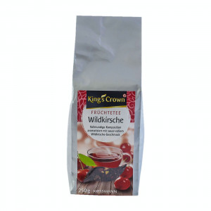 king's crown wild cherry tea