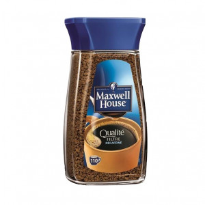 قهوه فوری بدون کافئین ماکس ول هاوس