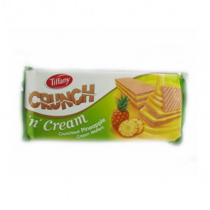 tiffany crunch pineapple cream