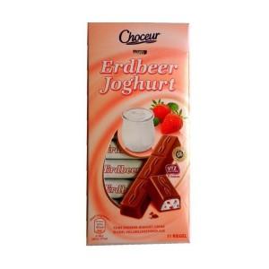 Choceur Erdbeer Joghurt