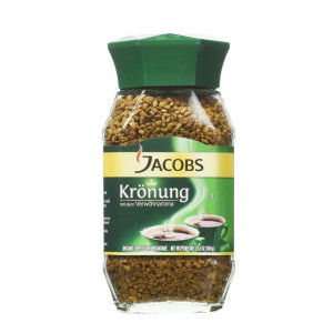 jacob's instant coffee kronung-100