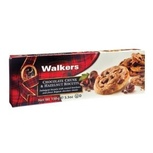 Walkers Hazelnut & Chocolate Biscuits