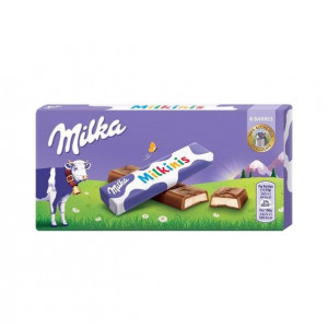 Milka Alpine Milk Chocolate with Milk Cream Filling