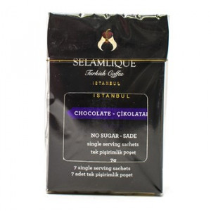 ساشه قهوه سلام علیک Chocolate بسته 7 عددی