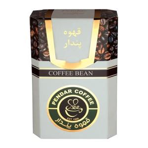 بسته دانه قهوه پندار مدل روبوستا