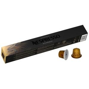 کپسول 10 عددی قهوه نسپرسو مدل NICARAGUA