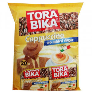 (torabika cappuccino (no added sugar