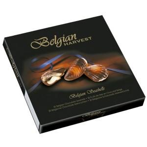 شکلات بلژیکی صدفی بلژین هاروست