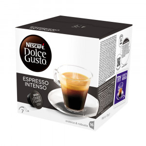 کپسول قهوه دولچه گوستو  Espresso Intenso