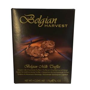 ترافل کادویی بلژین هاروست مدل شکلات شیری