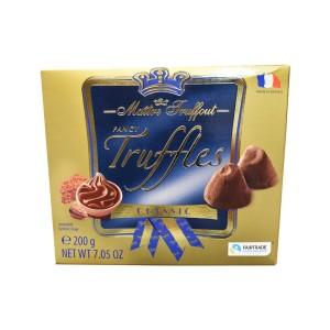 ترافل شکلاتی فرانسوی کلاسیک Maitre Truffout