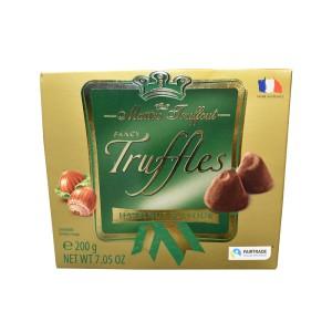 ترافل شکلاتی فرانسوی با طعم فندق Maitre Truffout