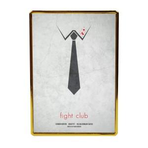 فندک یو اس بی لایتر مدل Fight Club