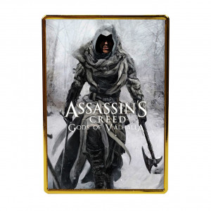 فندک یو اس بی لایتر مدل Assassin's Creed