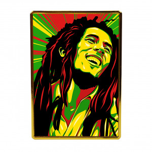 فندک یو اس بی لایتر مدل Bob Marley