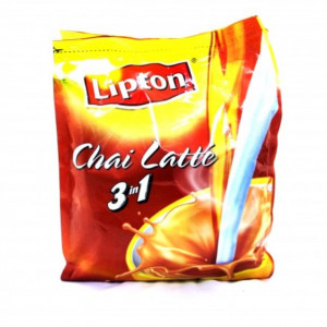 lipton chai latte with chocolate 3 in 1